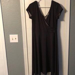 Poka-Dot Dress